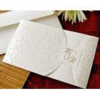 Initialen Hochzeitseinladung, Cardnovel 32720
