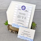 Compass Wedding Invitation, Cardnovel 39306