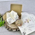 Paper Comecoco Wedding Invitation, Cardnovel 39310 Complete