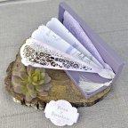 Fan Hochzeitseinladung, Cardnovel 39332 komplett