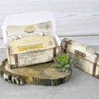Invitación de boda mapa del tesoro, Cardnovel 39308 completa