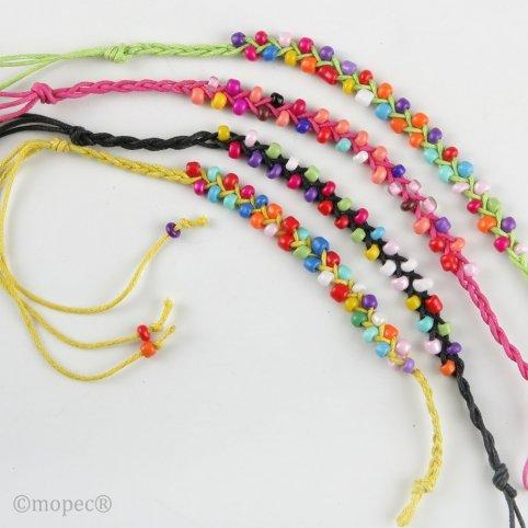 Braccialetto multicolore per regalo bambino