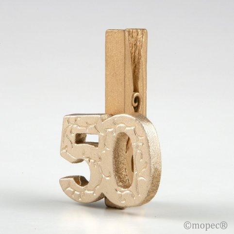 50. Jubiläumsklemme