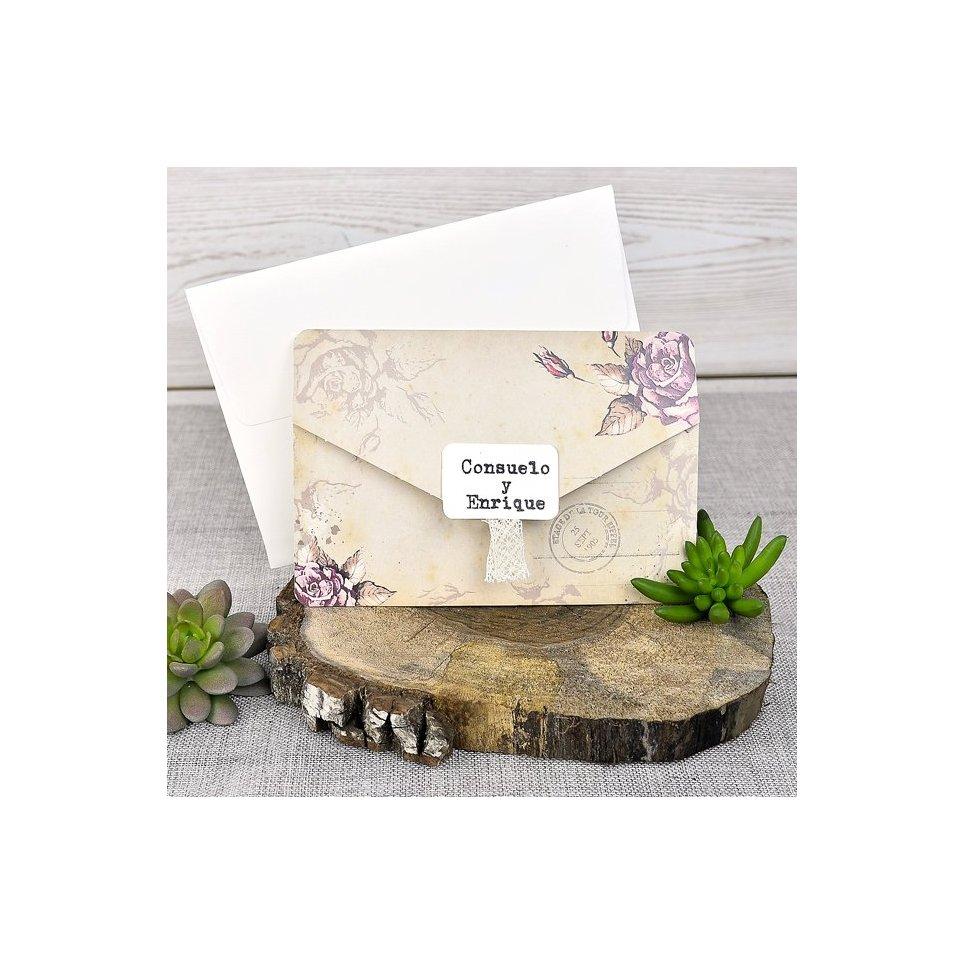 Hochzeitseinladungsnamen auf Cardnovel 39313