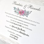 Wedding Invitation Names Inner Tree Detail Cardnovel 39303