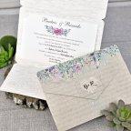 Invitación de boda nombres árbol conjunto Cardnovel 39303