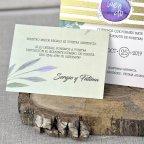 Invitación de boda we do Cardnovel 39307 tarjeta