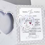 Wedding Invitation Boyfriends Bike Cardnovel 39210 Spiral