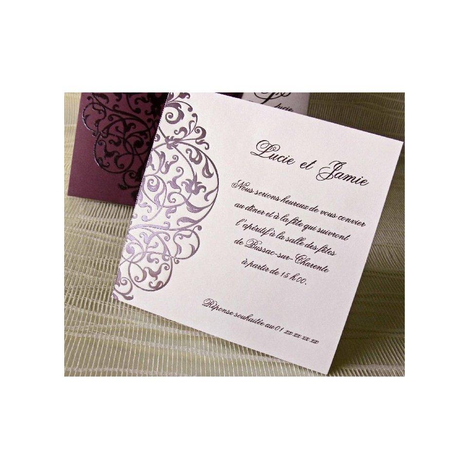 Cardnovel lila danke Karte 42812