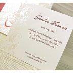 Tarjeta de agradecimiento sí nos casamos Cardnovel 42824