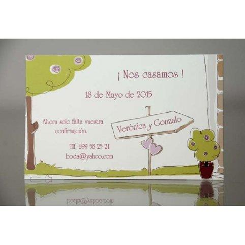 44947 Cardnovel Thank You Card