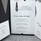 Wedding Invitation Costumes Boyfriends Belarto 726024 Text