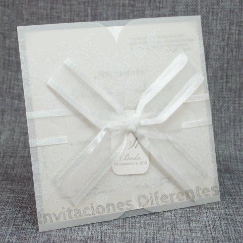 Invitación de boda puerta vegetal Belarto 726014