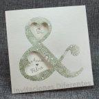 Hochzeitseinladung & Silber Belarto 726035