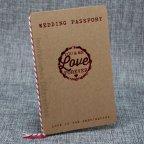 Invitación de boda pasaporte, Belarto 726021