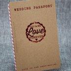 Invitación de boda pasaporte Belarto 726021 detalle