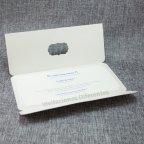 726065 Flower Relief Belarto Wedding Invitation Open