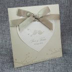 Wedding Invitation Birds in Love Belarto 726031