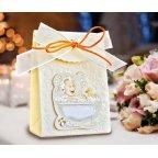 Confezione regalo per battesimo neonato Cardnovel 4008