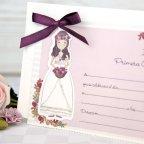 Invito alla comunione principessa dettaglio Cardnovel 208021