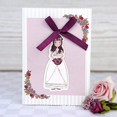 Princess Communion Portfolio, Cardnovel 208022