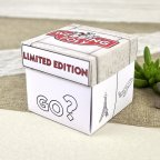 Hochzeitseinladung Hochzeit Poly Cardnovel 39604 Box