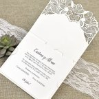 39624 Die- Cardnovel Wedding Invitation