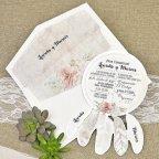 Cardnovel Traumfänger Hochzeitseinladung 39633