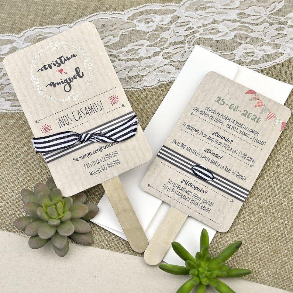 Hochzeitseinladungsplakat Braut und Bräutigam Cardnovel 39640