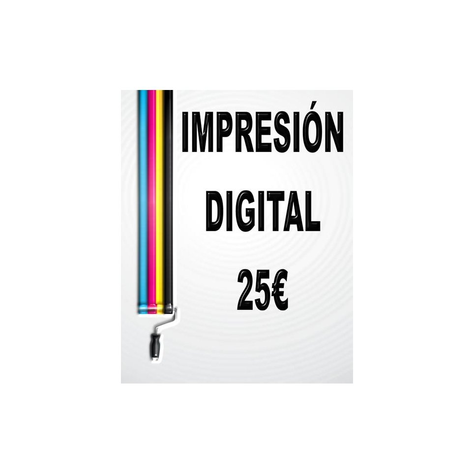 Digitales Drucken
