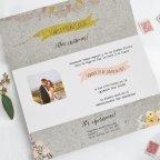 Invitación de boda en bicicleta con amor, Cardnovel 39717