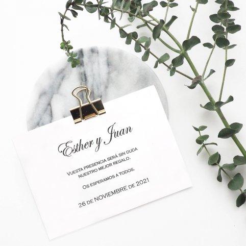 40833 Floral Frieze Cardnovel Card