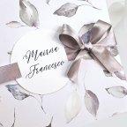Hochzeitseinladungsblätter und Bogen, Cardnovel 39729