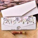 Hochzeitseinladung fleur de lis, Cardnovel 39765