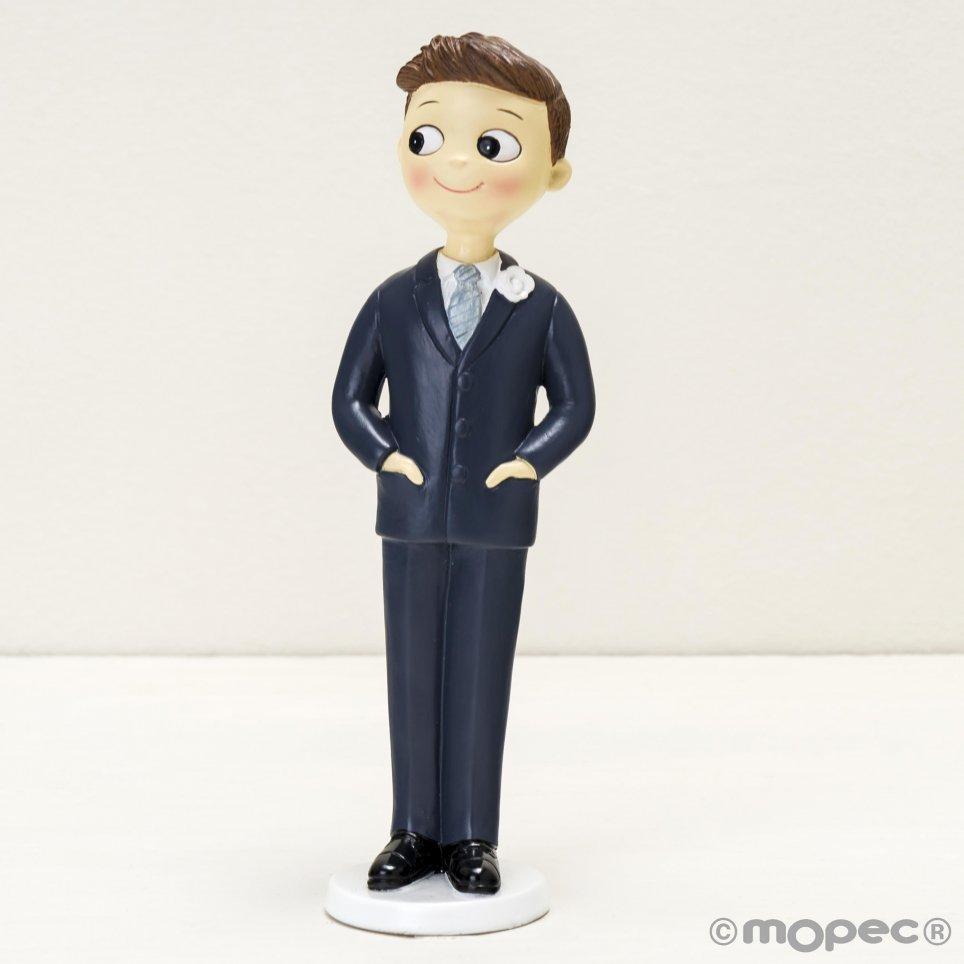 Pop & Fun Bräutigam Kuchen Figur Hände in den Taschen