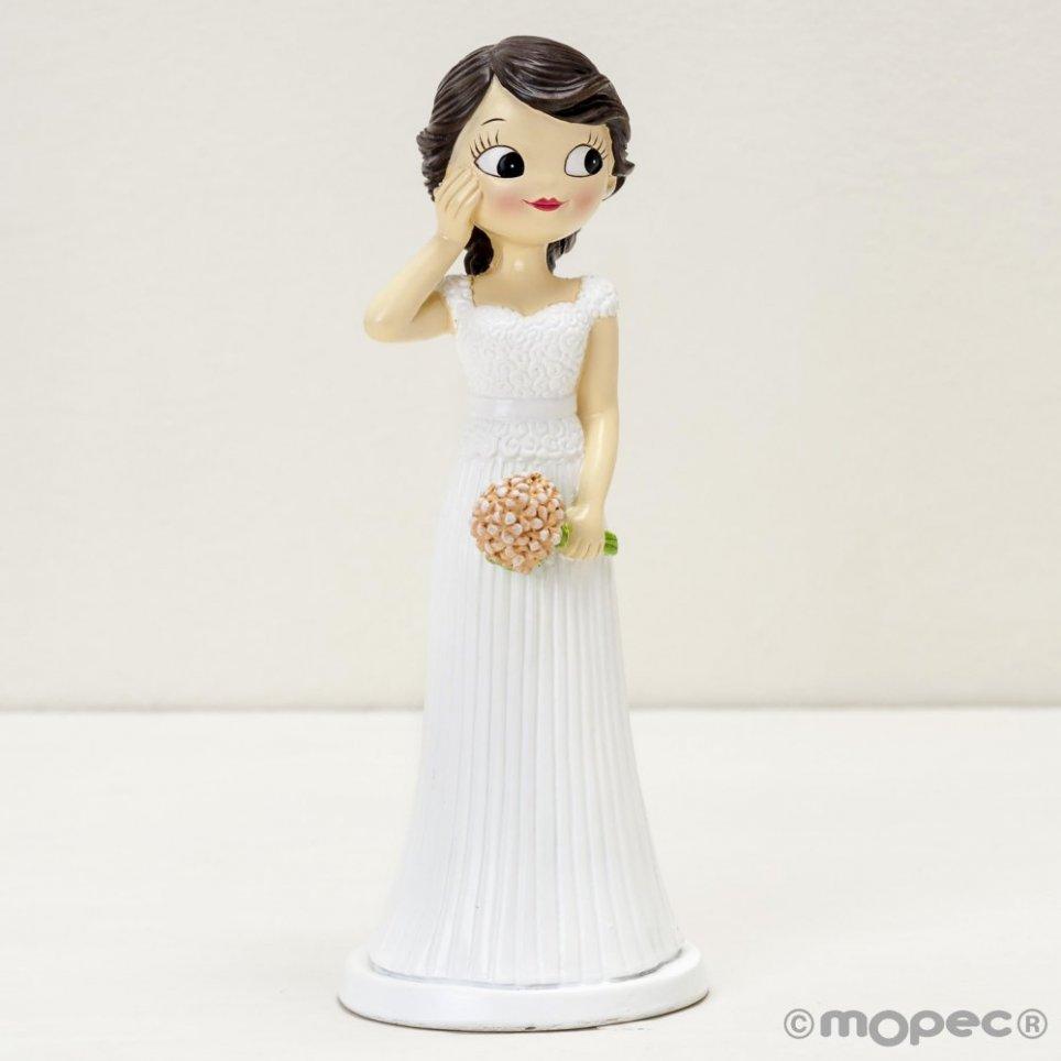 Figura della torta della sposa Pop & Fun