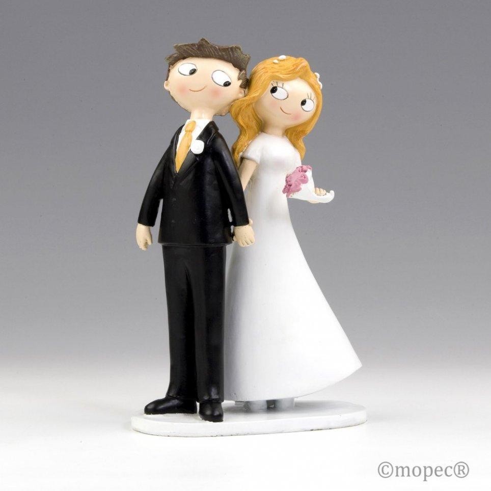 Figura torta coppia Pop & Fun 21
