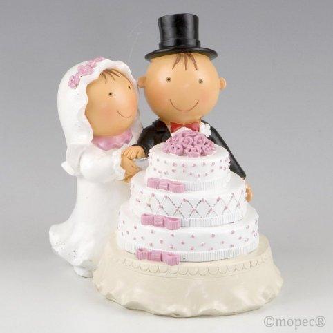 Figura per torta Pit & Pita Pastel 16cm PROMOZIONE