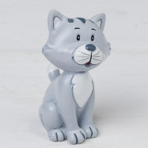 Figure Polyresin Kitten Pop&Fun family 5