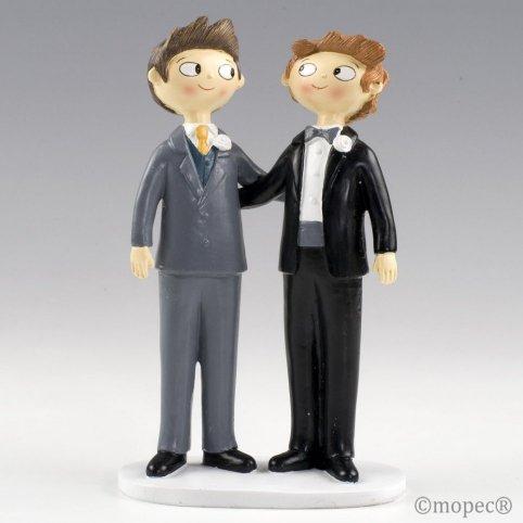Jungen Pop & Fun Kuchen Figur 21cm