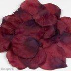 Petali di rosa granato
