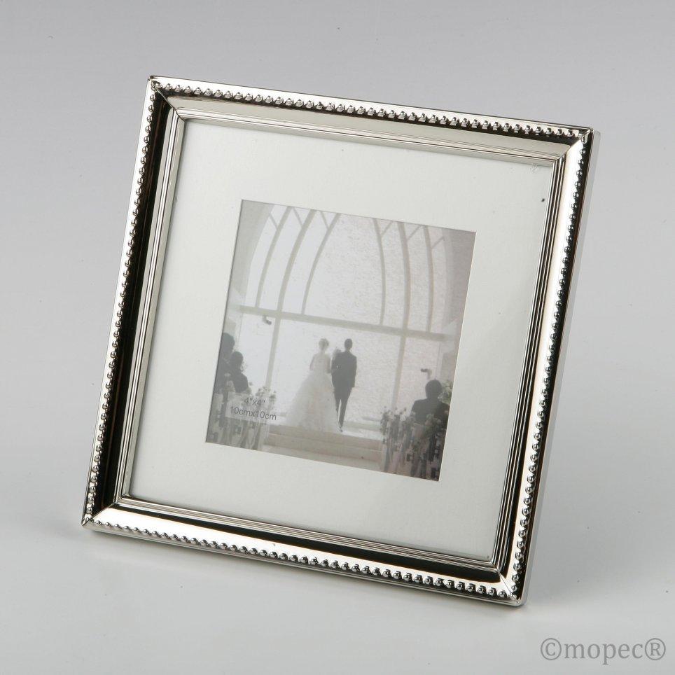 Marco fotos cuadrado 17x17cm.(foto 10x10cm.) P.GOLOSO