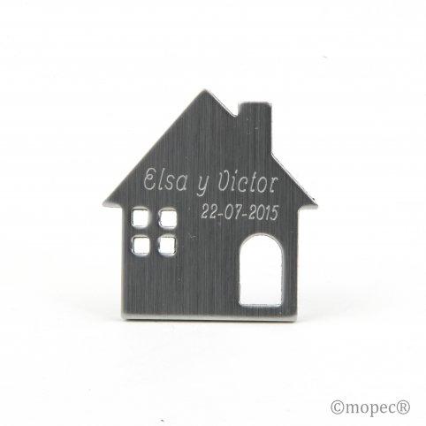 Magnete della sagoma della casa 4