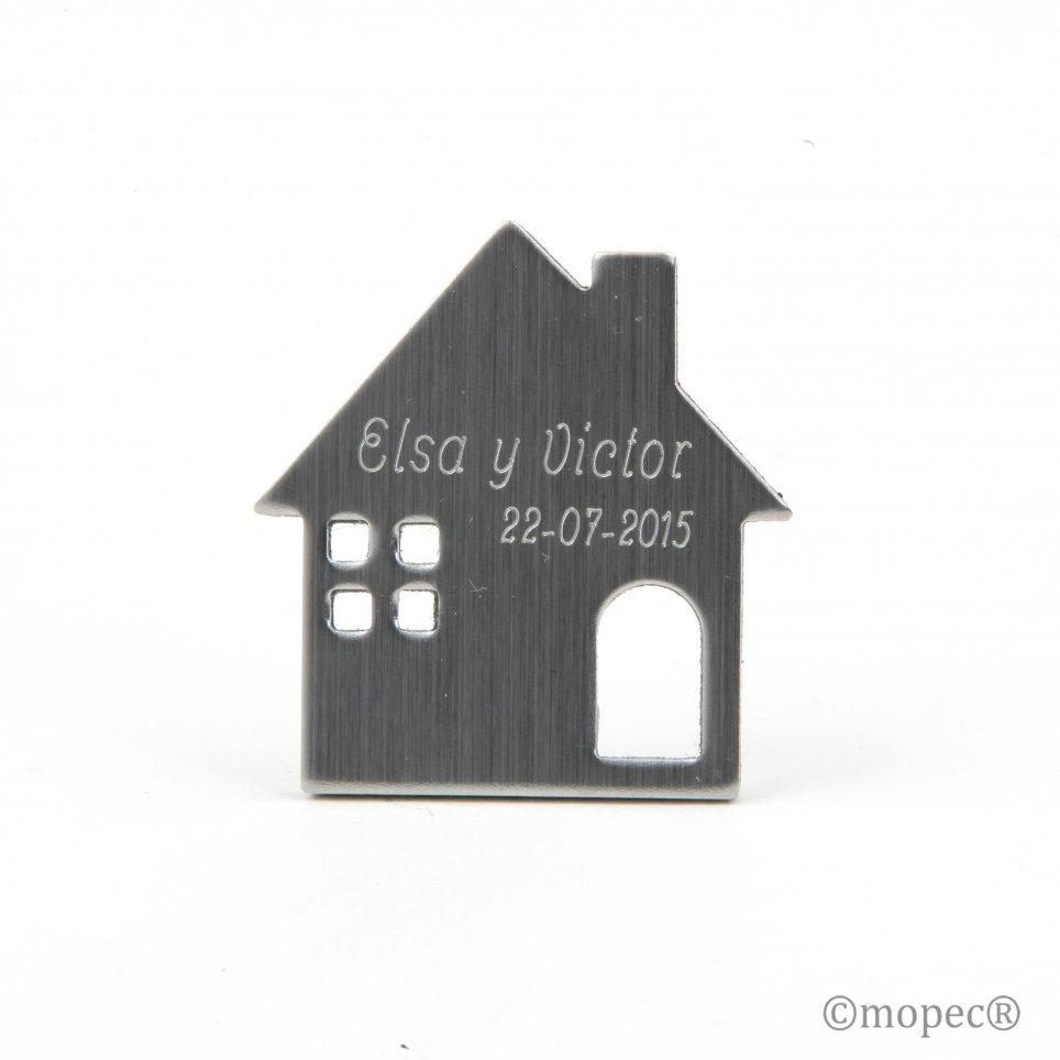 Haus Silhouette Magnet 4