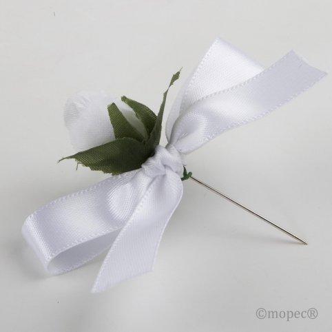 Fiore bianco acceso