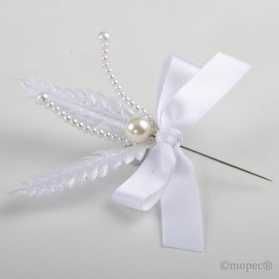 Su bianco perla foglia di perla min. 25
