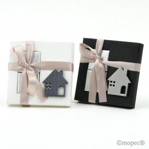 Magnet house stdo.black/white 2napolitanas min.2P.GOLOSO