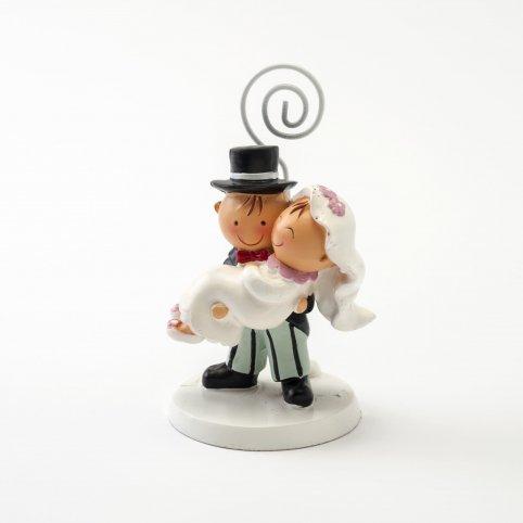 Pit&Pita novia en brazos porta-tarjetas 9
