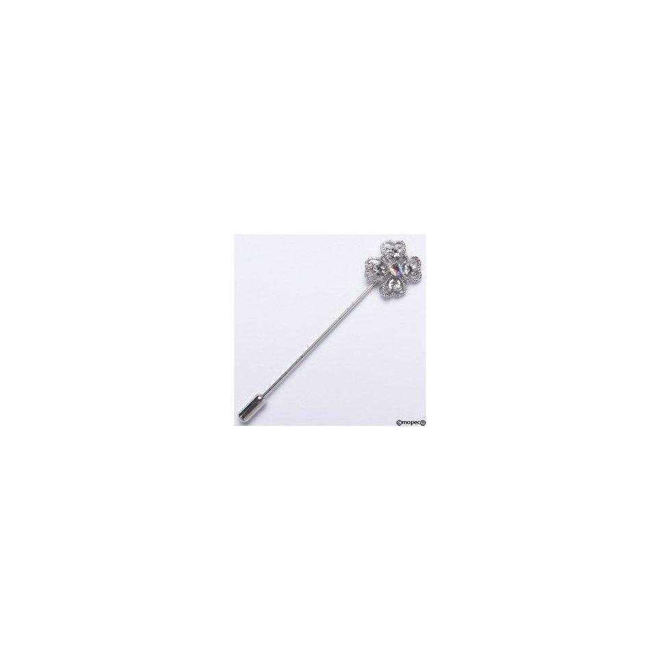 Gerippter Blumenmetallstift min.12