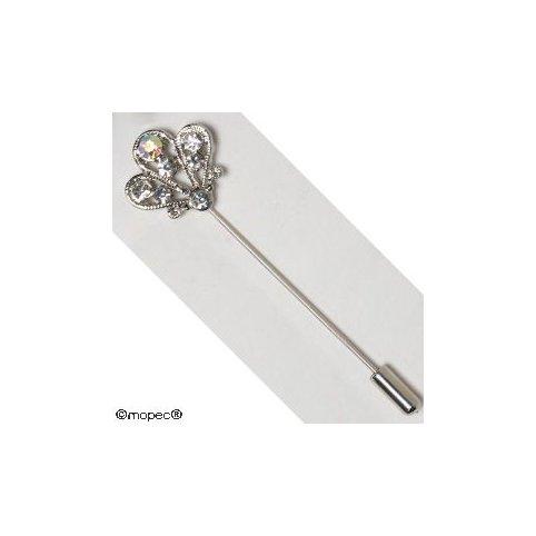 Fan metal pin